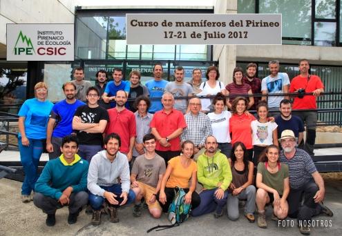 Grupo curso mamif2017_A.Buil